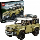 Land Rover Defender, construction set, multicoloured